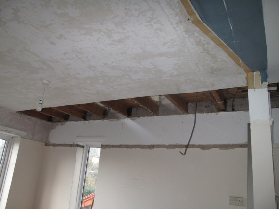 Cut out Ceiling