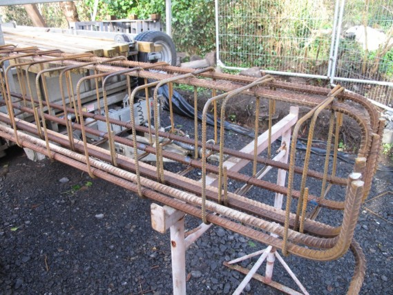 Steel for floor