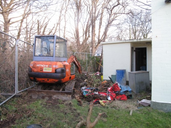 Shed Gone Rear