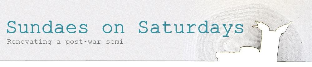 Sundaes on Saturdays